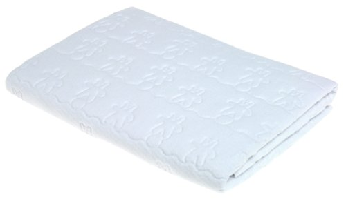 Quilted Crib Mattress Pad by Continental