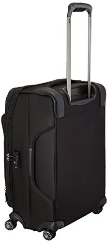Samsonite Silhouette Xv Softside Spinner 25, Black