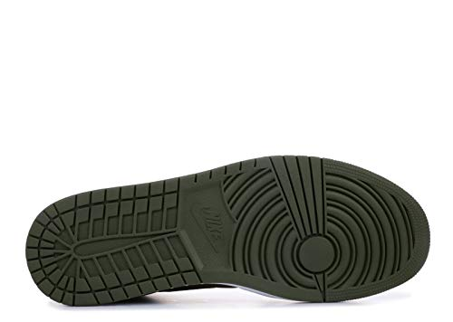 Uomo Eu 301 Jordan Scuro 301 Verde 554724 Uomo 1 554724 Mid 13 Da Nike Air Oliva 46 w6az1qwX