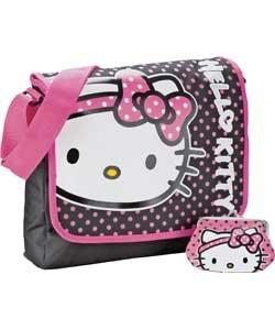 1540f279e37b8 Hello Kitty Messenger Bag and Purse Set  Amazon.co.uk  Toys   Games