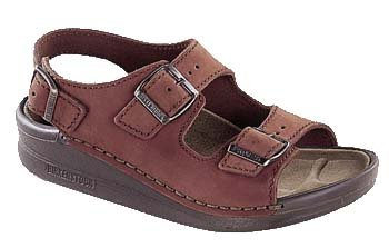 Footprints Original Nebraska Nubuck (Cuir) Normal (pour pied large) 452681