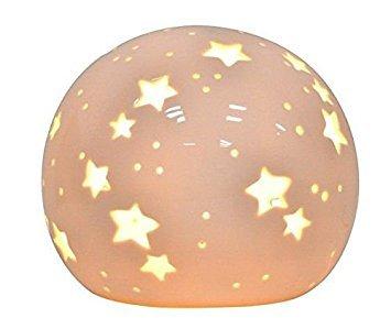 Pillowfort Starry Globe Night Light