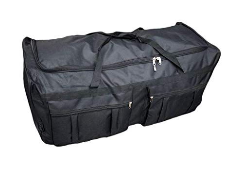 Gothamite 36-inch ICE USA Ro   Co Rolling Wheeled Bag Cargo Duffel Travel  Oversize 9d569c332d