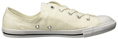 Bande Toile Taylor Mandrins Perfor Converse Weiss Ox All Star Chuck 555891c wqx1x8z
