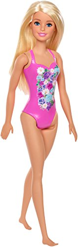 Barbie Water Play Blonde Beach Doll (Doll Beach Barbie)