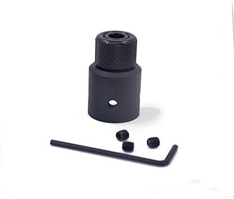 NO LOGO L-Yune, Aluminio 1022 Ruger 10/22 Adaptador Freno de bozal 1 / 2x28 y 5 / 8x24 0.750 Barril Extremo del Hilo Protector Combo .223 .308 Compensador (Color : .223)