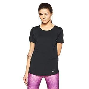 Best Epic Trends 31GCR9pSYUL._SS300_ Under Armour Speed Stride Women's T-Shirt - AW18