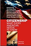 Citizenship, Compiled by Brenda Star, 1884886604