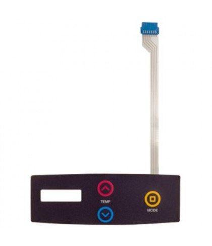 Raypak 013492F Switch//Decal Membrane 206A-408A-Kit