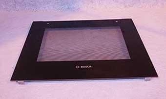 Bosch B/S/H - Cristal Exterieur puerta para horno Bosch ...