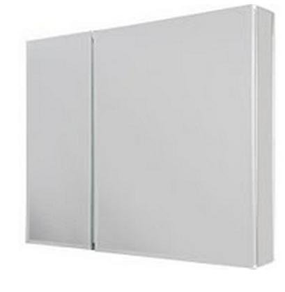 Pegasus SP4453 30'' x 26'' Beveled Edge Bi-View-Aluminum Body by Glacier Bay