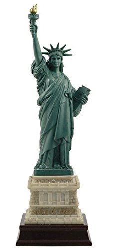 "Great Places To You Statue of Liberty Replica, Statue of Liberty Souvenirs, New York Souvenirs, 6"" H"