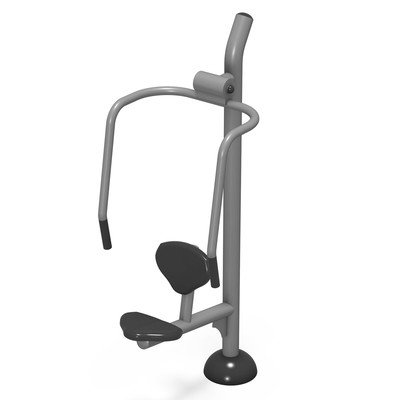 FitTech Surface Mount Chest Press by ultraPLAY