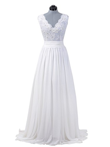 Wedding Party Floral Annie's Lace Bride 2017 Vintage Elegant Bridal White6 Dress for wAwqF