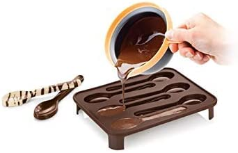 Tescoma Delicia Fondue de Chocolate, Crema, 14 x 14 x 19,8 cm