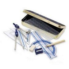 Staedtler math set for drawing Measuring Tool (557 10 BN 02)