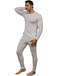 Amazon.com: White - Thermal Underwear / Underwear: Clothing, Shoes ...
