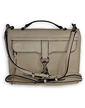 Bowery Crossbody Antique White