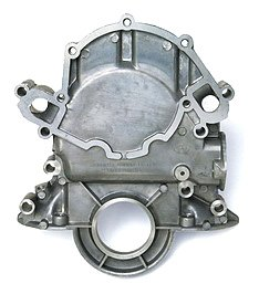 Edelbrock 4250 Aluminum Timing Cover by Edelbrock (Image #2)