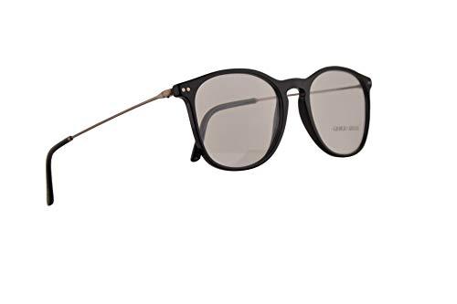 Giorgio Armani AR7160 Eyeglasses 51-19-145 Black w/Demo Clear Lens 5017 AR 7160