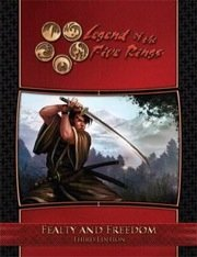 Download Legend of the Five Rings RPG: Fealty & Freedom pdf