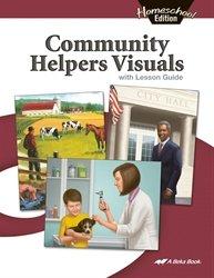 (Homeschool Community Helpers Visuals)