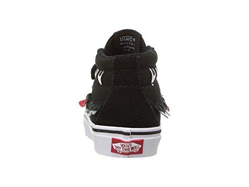 Pictures of Vans Boy's Sk8 Mid Reissue V Skate Shoes M 5