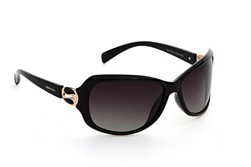 DESPADA Premium Women's Designer Fashion Over-Sized Super light Frame Sunglasses with UV Lenses, Made in ()