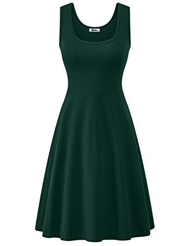 resses for Women Blackish Green XX-Large ()