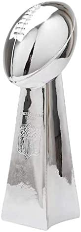 Football Champion Trophy Fantasy Football Trophy Replica Fans Collections DIY Engraving on Request Home Decora