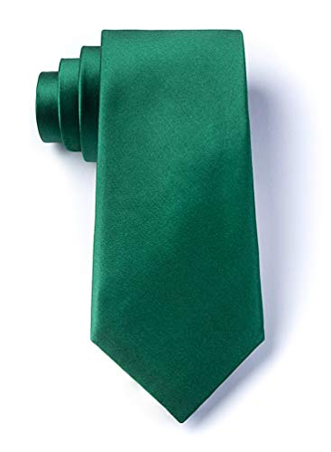 Hunter Green Hunter Green Silk Tie