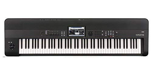 Korg KROME 88-Key 88-Key Music & Workstation Keyboard & B07MKX26KP Synthesizer(Certified Refurbished) [並行輸入品] B07MKX26KP, 東条町:11c09ae5 --- kapapa.site
