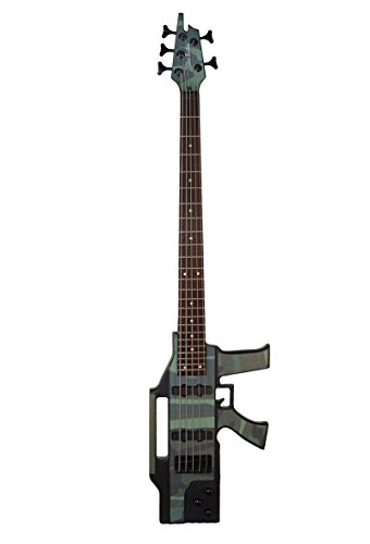Directly Cheap 5 String Bass Guitar