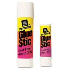 Glue Stic - Avery Permanent Glue Stics - Ave00166 Permanent Glue