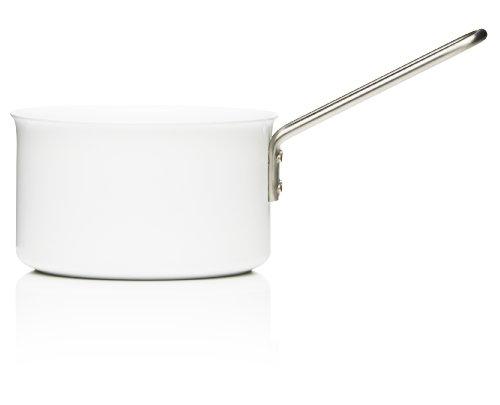 Eva-Trio-White-Saucepan-Aluminum-with-Ceramic-Coating-18-Liter-16cm