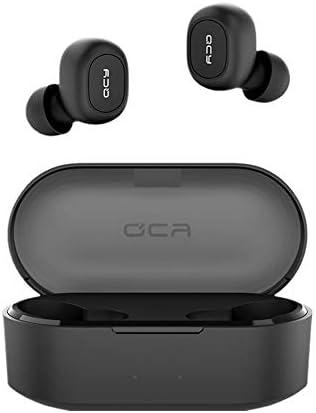 3D Bluetoothステレオヘッドセット、380 Mah充電ボックス待機時間120時間V5.0スポーツワイヤレスヘッドセット、デュアルマイクzz,A