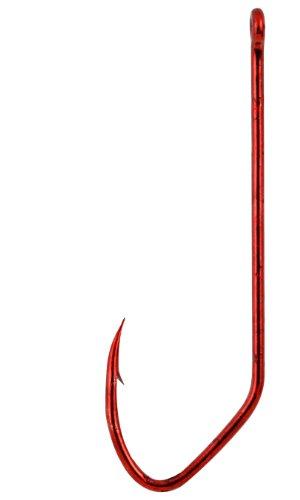 Matzuo Sickle Aberdeen Hooks, Red Chrome, 2