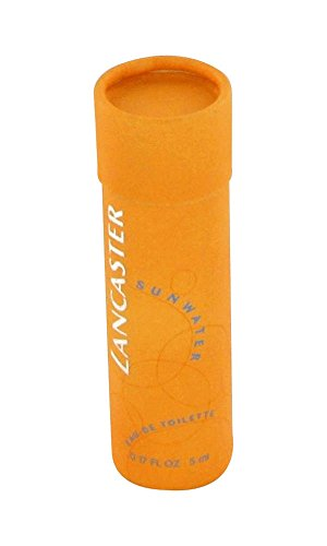 Lancaster Cologne (SUNWATER by Lancaster Mini EDT .17 oz for Women - 100% Authentic)