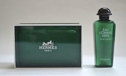Hermes Eau D ORANGE VERTE Set de regalo – de jabón y Colonia