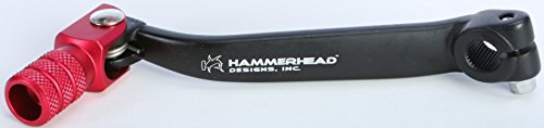 Hammerhead Designs Premium Forged Shift Lever (Offset tip options) - compatible with Honda CR250-11-0105