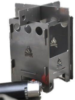 Hornillo Micro EDCBox: Amazon.es: Hogar