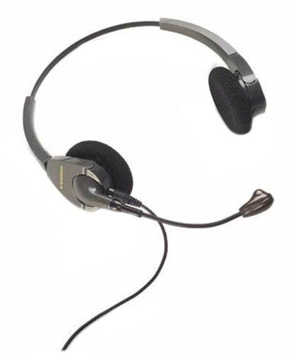 Plantronics Encore Binaural Headset with Noise (Encore Binaural Headset)