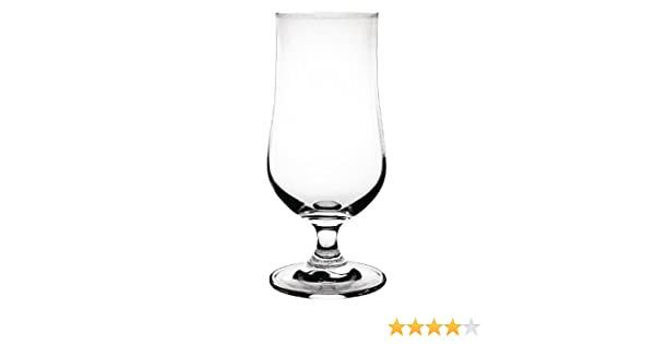 Olympia gm578 cristal Hurricane – Vela en vaso de cristal, 340 ml (Pack de 6): Amazon.es: Industria, empresas y ciencia