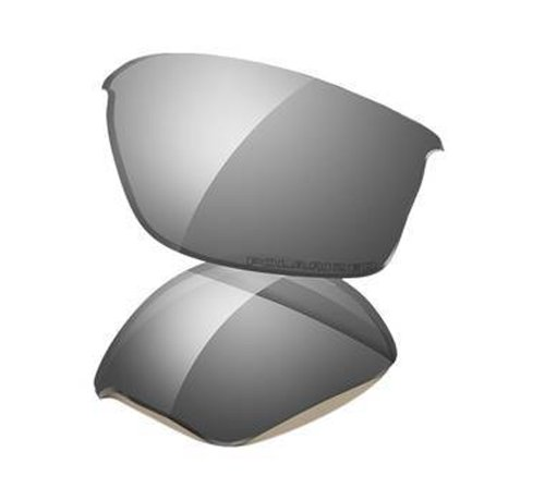 Oakley Flak Jacket Replacement Lenses,Black Iridium,one ()