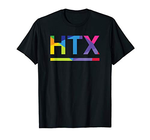 HTX T-Shirt - Houston Texas Proud T-Shirt - H-Town
