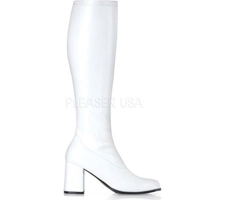 Funtasma GOGO-300 - Karneval Fasching Halloween Kostüm Schuhe, Größe:EU-46 / US-15 / UK-12