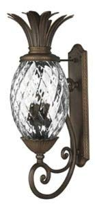 Plantation Four Light Extra Large Outdoor Wall Lantern in Copper -