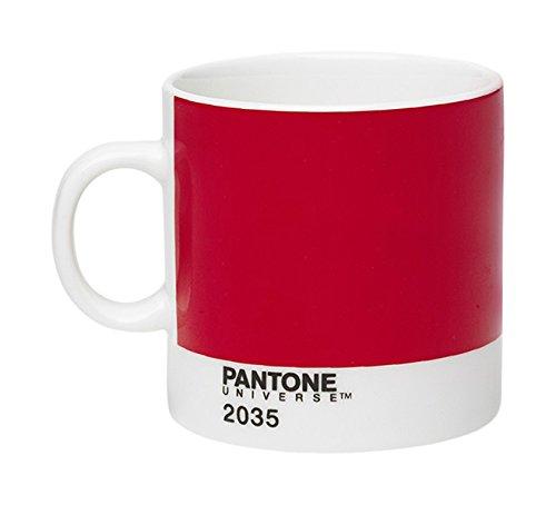 Pantone Universe Espresso Cup 2035 Red by Pantone Universe