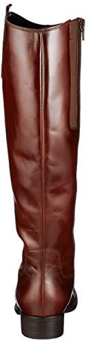 Gabor Damen Fashion Hohe Stiefel, Braun (Sattel (Effekt) 22), 37 EU 3