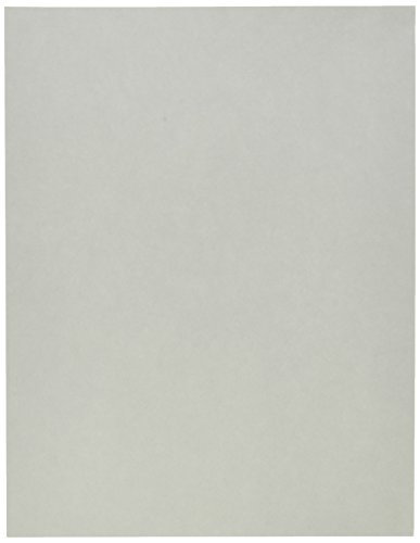 Springhill, Digital Vellum Bristol Cover Gray, 67lb, Letter, 8.5 x 11, 250 Sheets / 1 Ream, (066000R) Made In The USA
